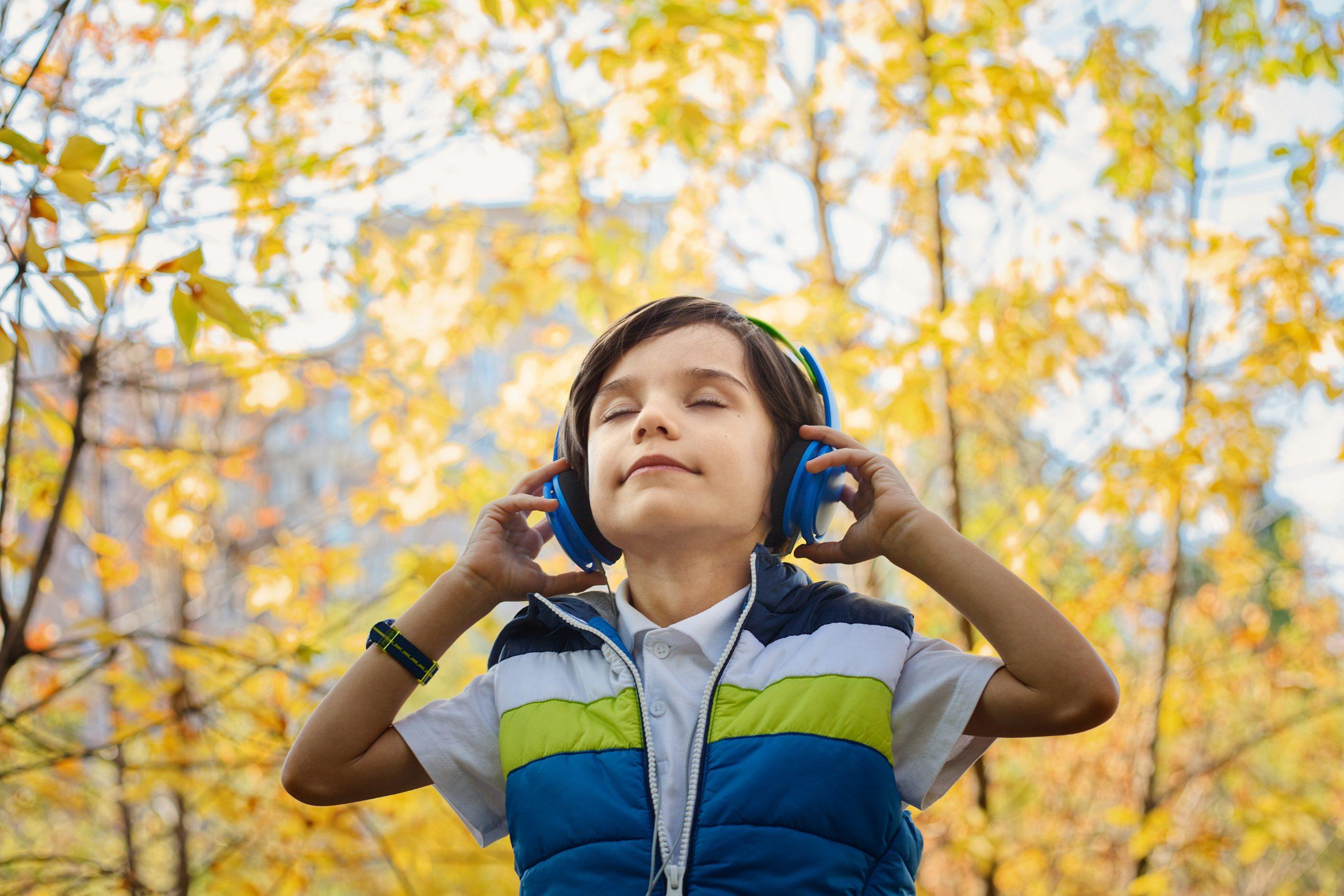 אוזניות לילדים